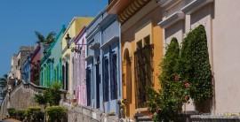 Calle de Color
